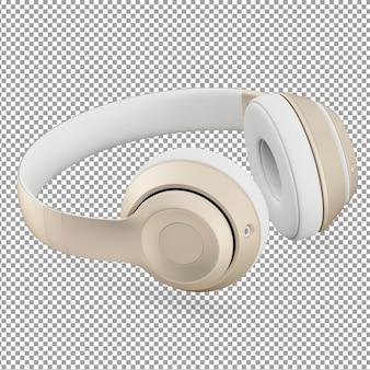 Isometrische hoofdtelefoons