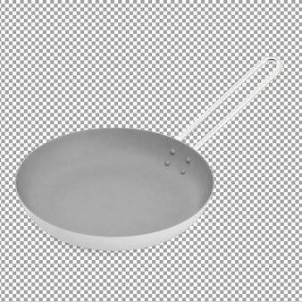 Isometrische koekenpan