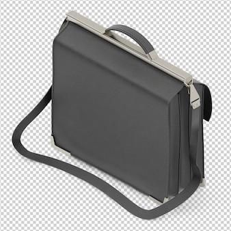 Isometrische laptoptas