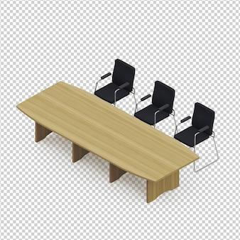 Isometrische tabel