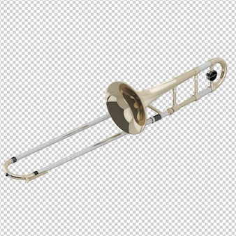 Isometrische trombone