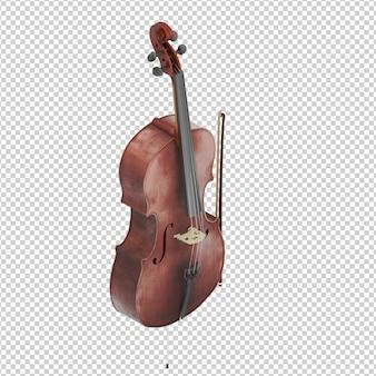 Isometrische viool