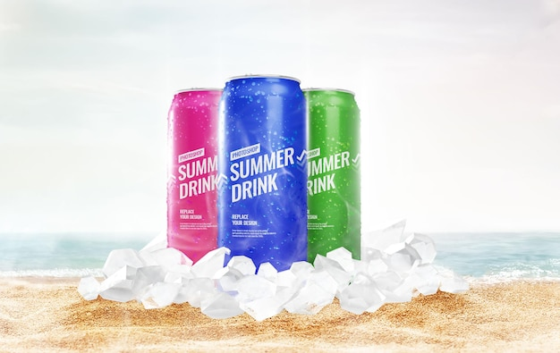 Kan ijsmodel zomer bevriezen