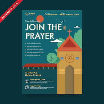 Kerk flyer