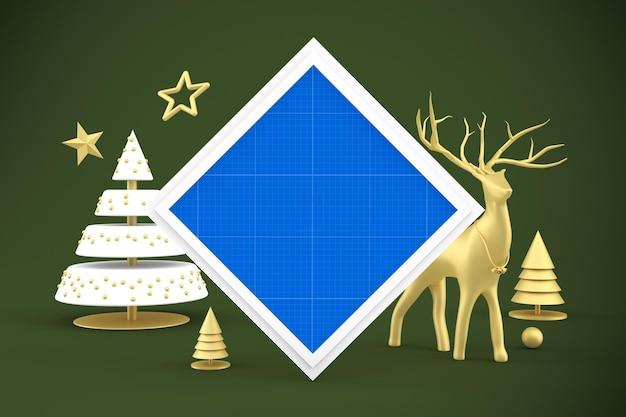 Kerstmodel