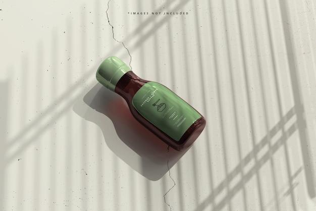 Ketchup of sausflesmodel