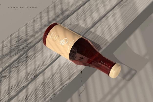 Ketchup- of sausflesmodel