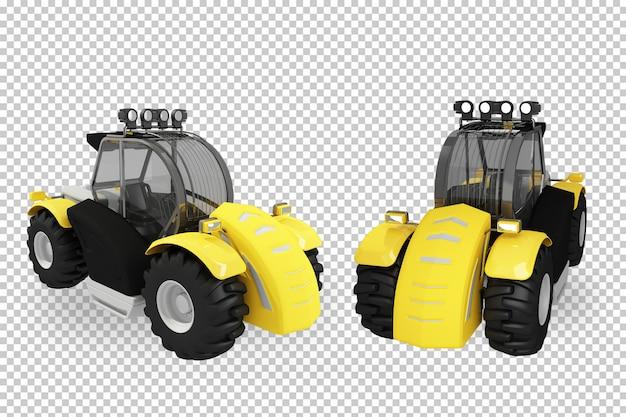 Kid speelgoed 3d-rendering