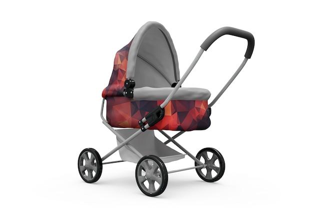 Kinderwagen ontwerp