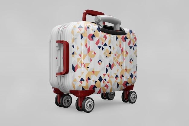 Kofferwagentje opschieten