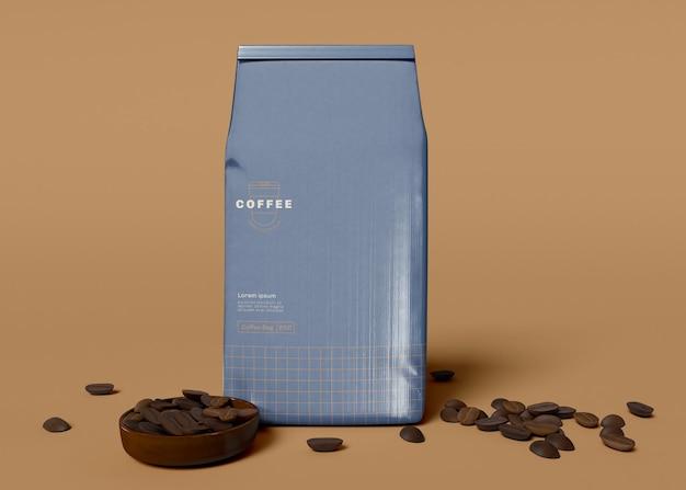 Koffiezak mockup