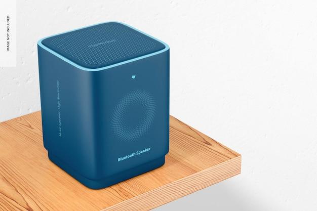 Kwadraat bluetooth-luidsprekermodel