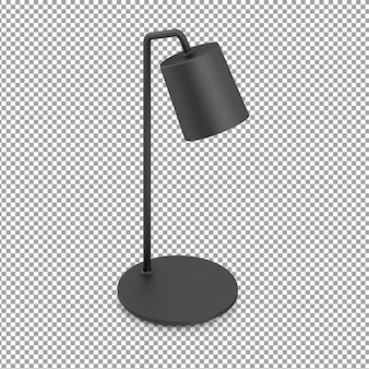 Lampada isometrica
