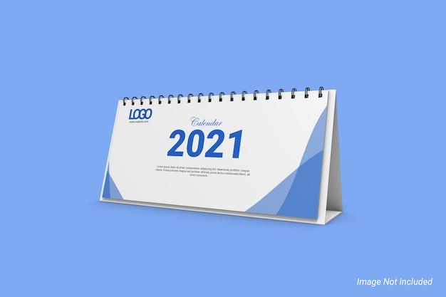 Landschap business desk calendar mockup