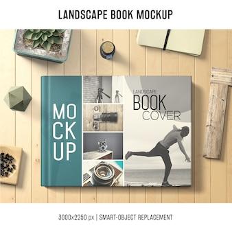 Lanscape-boekmodel