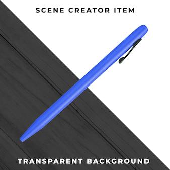 Lápiz objeto transparente psd