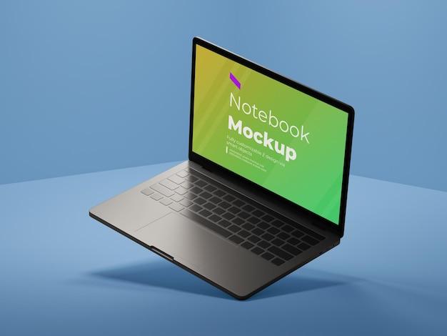 Laptop apparaatmodel