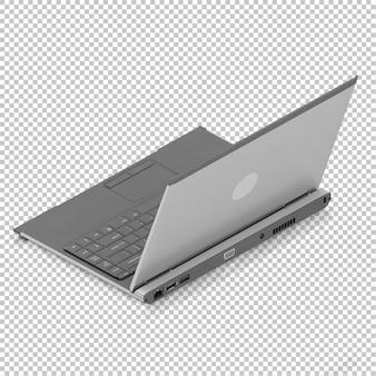 Laptop isométrica