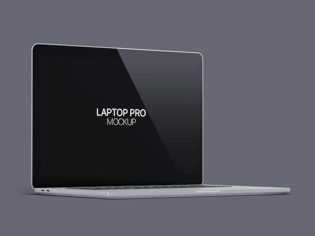 Laptop mockup laptop