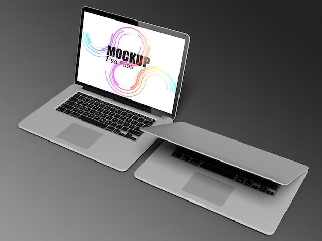 Laptop model