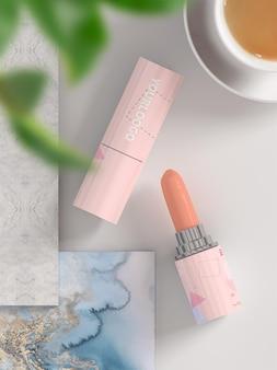 Lippenstift mockup