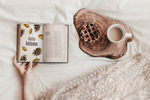 Literatuur en herfstmodel