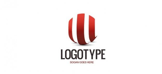 Logo aziendale modello di progettazione
