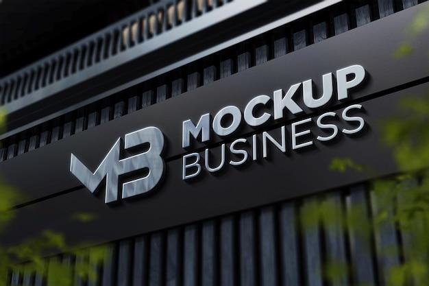 Logo-mockup-met-zilver-effect
