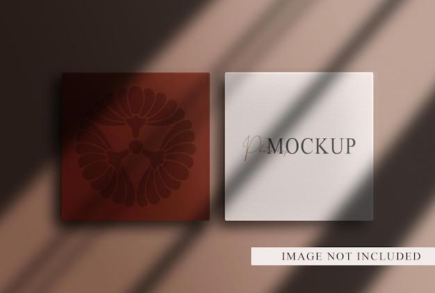 Luxe close-up dozen mockup