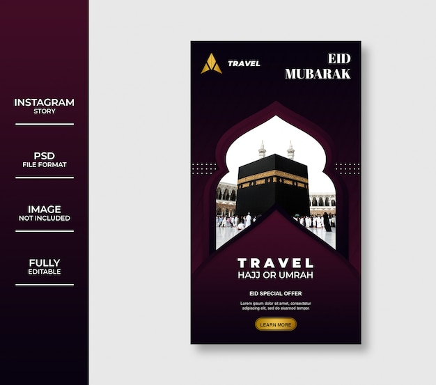 Luxe eid mubarak umrah en hadj tour en reizen