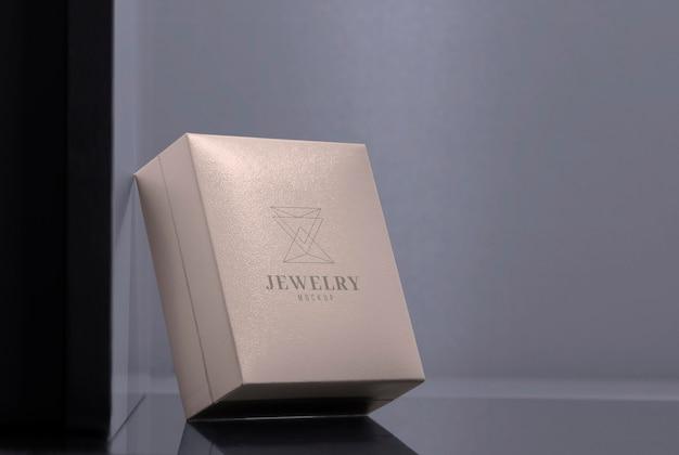 Luxe sieraden verpakking samenstelling