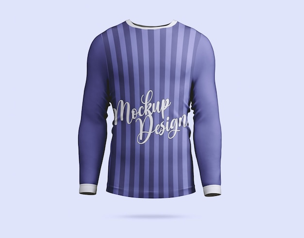 Luxe t-shirt mockup design