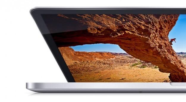 Macbook pro met retina display