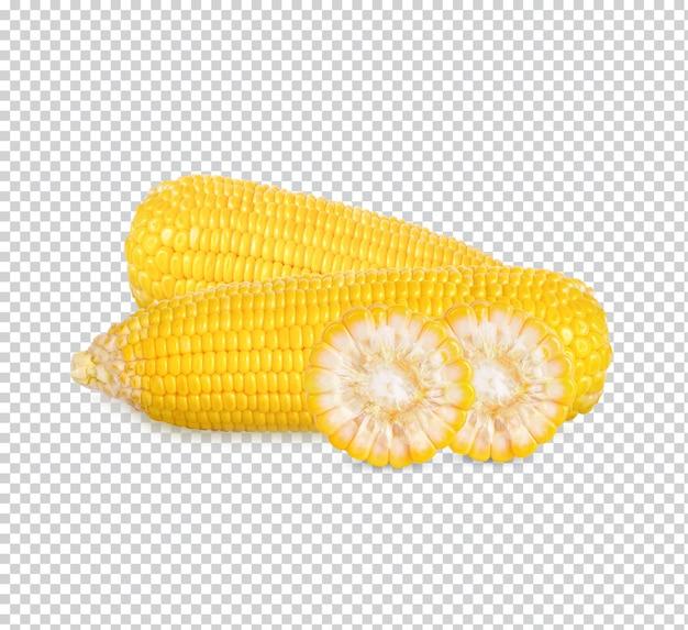 Maïs geïsoleerd premium psd