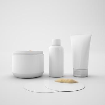Make-up en huidverzorgingsset