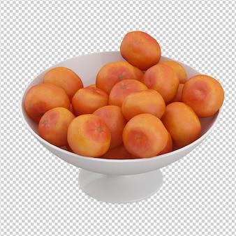 Mandarini isometrici
