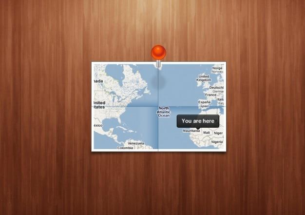 Mapa de la interfaz de usuario