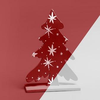 Maqueta de adorno de árbol de navidad