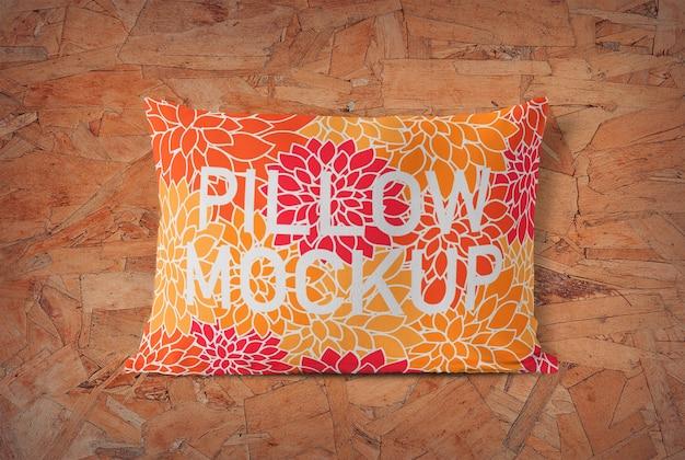 Maqueta de almohada