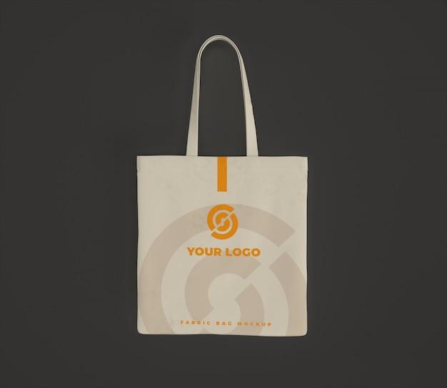 Maqueta de bolsa de compras
