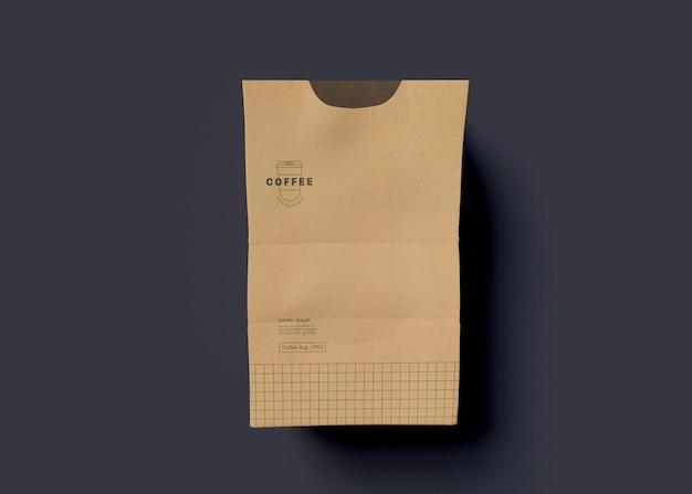 Maqueta de bolsa