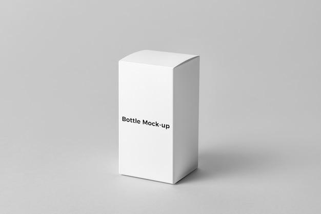 Maqueta de botella