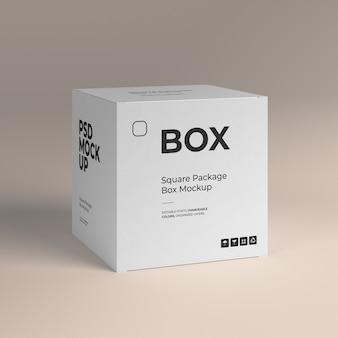 Maqueta de caja