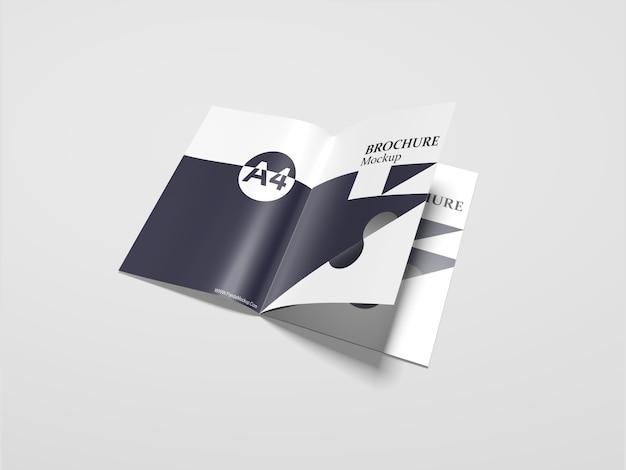 Maqueta de catálogo a4
