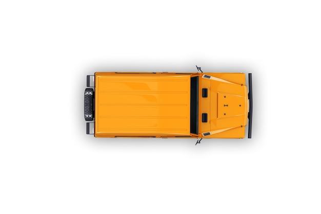 Maqueta de coche 4x4