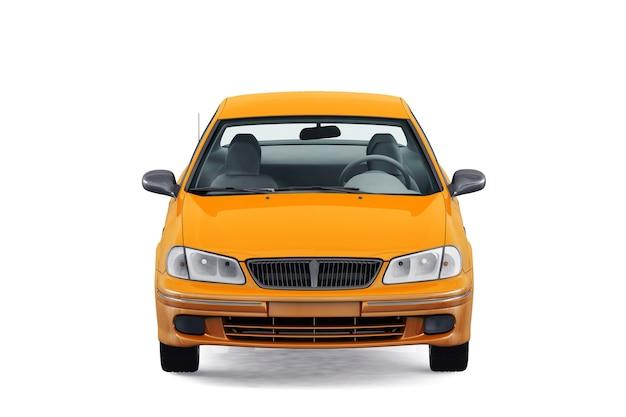 Maqueta de coche sedán 2000