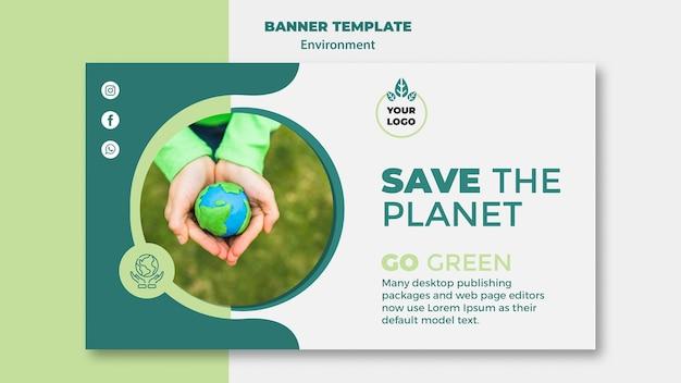 Maqueta del concepto ambiental