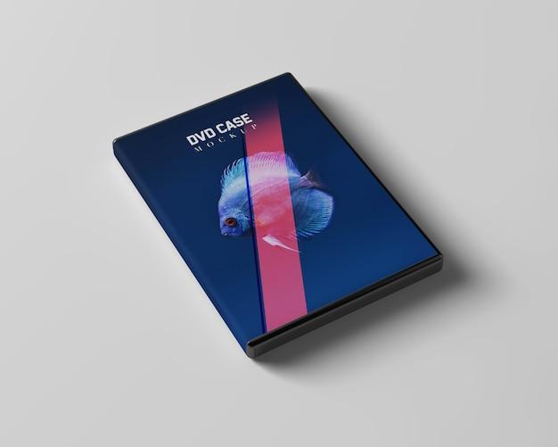 Maqueta de dvd