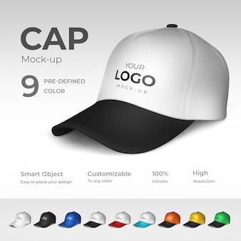 Maqueta de la gorra