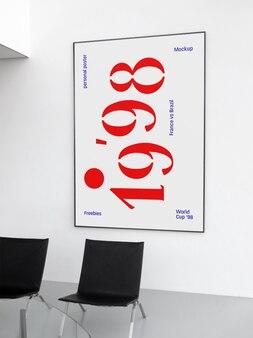 Maqueta de gran cartel